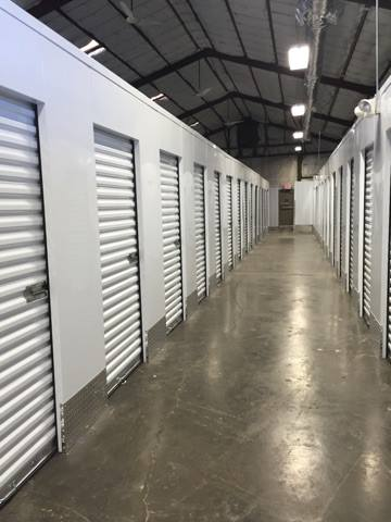 Secure Storage Units at Cox Climate Controlled Storage