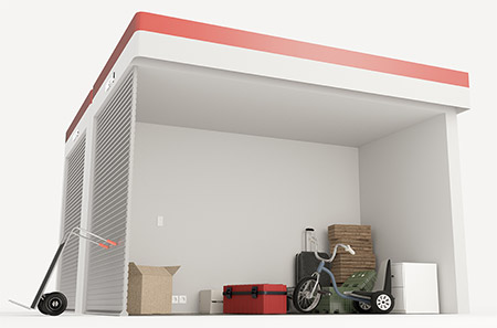 Fit Your Possessions into One of Our Storage Units